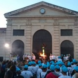 Η λαμπαδηδρομία και οι παράλληλες εκδηλώσεις για τον 1ο Μαραθώνιο Κρήτης στα Χανιά(video)