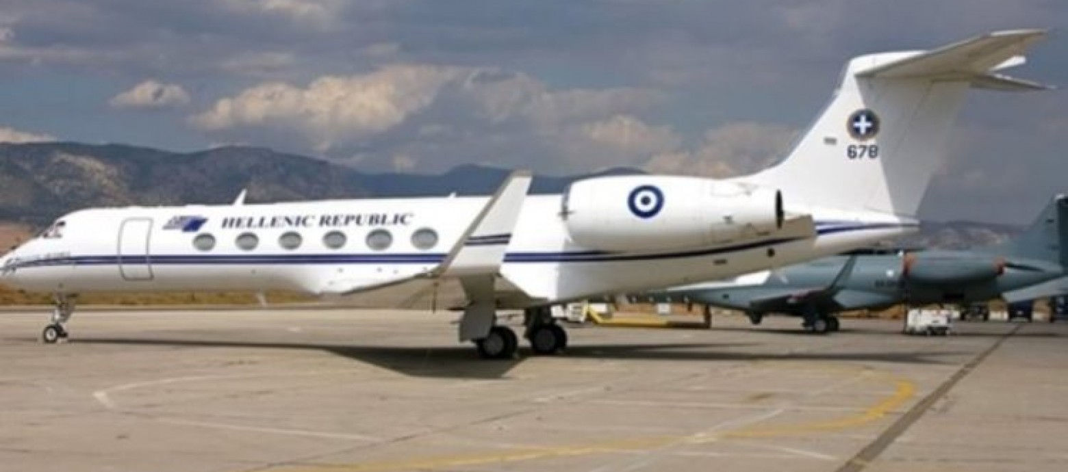 Εσπευσμένα στη Γαλλία βρέφος 11 μηνών με το πρωθυπουργικό αεροσκάφος
