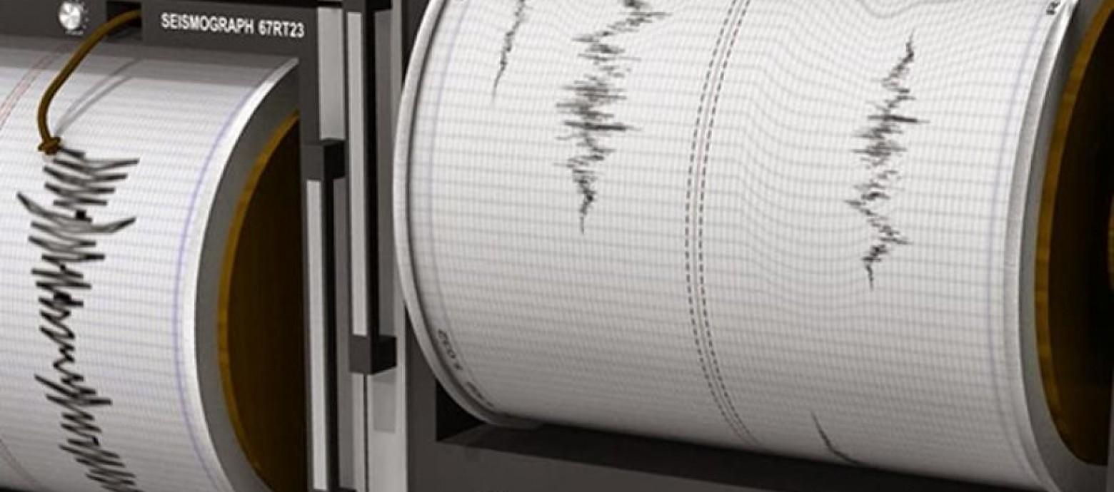 Κρήτη: Σεισμική δόνηση 3,9 ρίχτερ ξημερώματα Δευτέρας