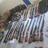 Εξαρθρώθηκε κύκλωμα εμπορίας όπλων σε Κρήτη και Κομοτηνή – Εμπλεκόμενοι αστυνομικοί