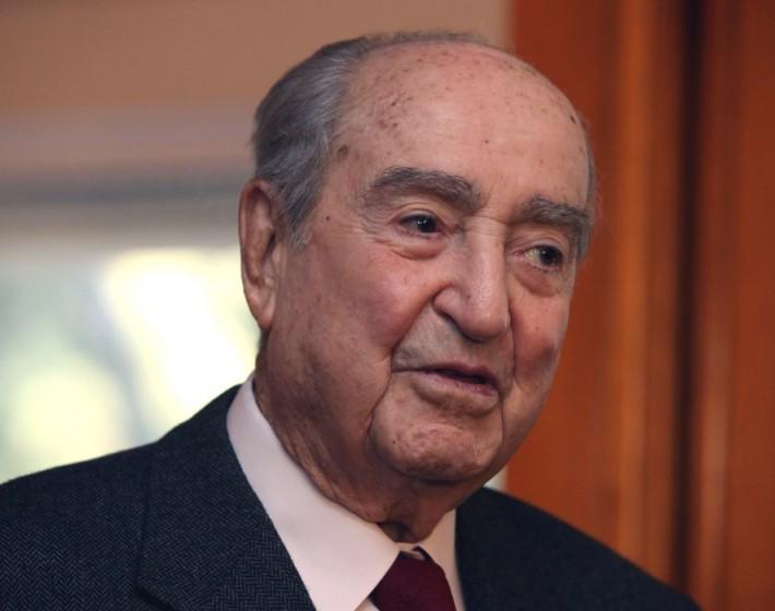 Απεβίωσε ο πρώην πρωθυπουργός Κωνσταντίνος Μητσοτάκης
