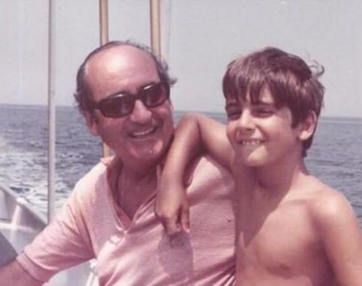 «Σε ευχαριστώ για όλα»  –  «Λες και γράφτηκε για σένα παππού…»