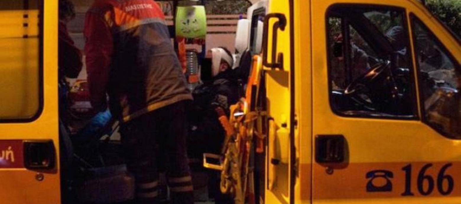 Τροχαίο ατύχημα με τραυματία 17χρονο οδηγό μοτοσικλέτας …