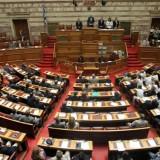 Με 153 «ΝΑΙ»  Νόμος του κράτους η συμφωνία με τα μέτρα και τα αντίμετρα