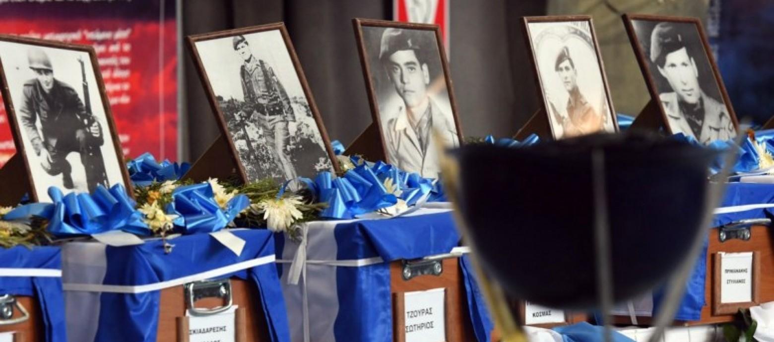 Η επιστροφή των ηρώων του 1974-Συγκίνηση για τον κρητικό Μανούσο Τριανταφυλλίδη