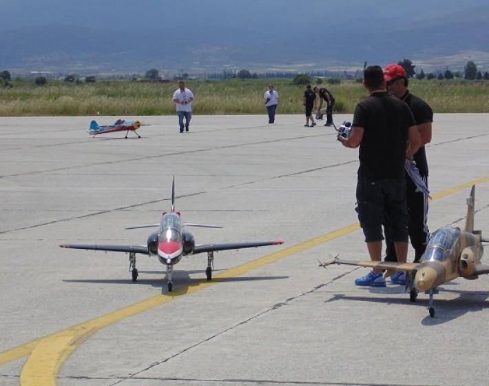 Στο Ηράκλειο το Παγκόσμιο Πρωτάθλημα Αερομοντελισμού στην κατηγορία F3P