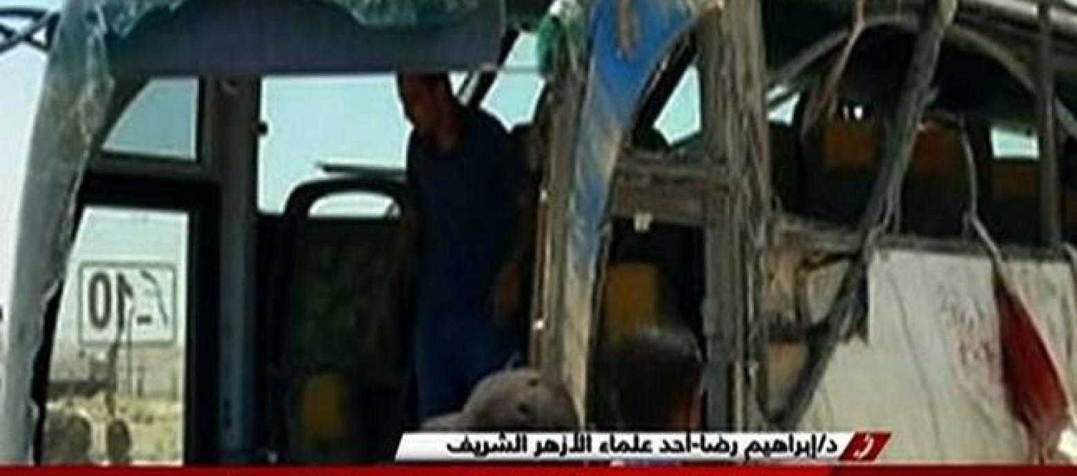 Επίθεση εναντίον Χριστιανών στην Αίγυπτο – Πολλά παιδιά μεταξύ των θυμάτων