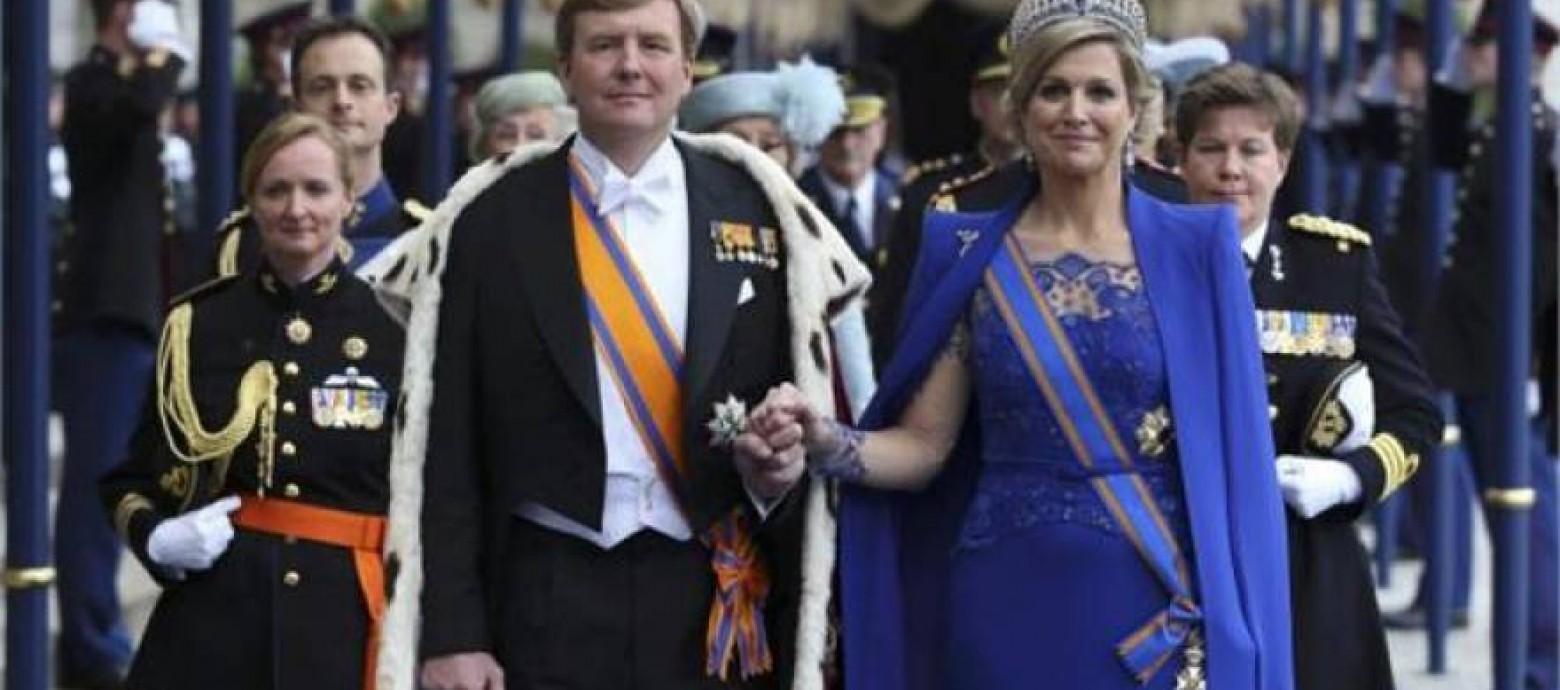 Στο  Λουτρό Σφακίων ο βασιλιάς της Ολλανδίας φιλοξενούμενος του Βαρδή Βαρδινογιάννη