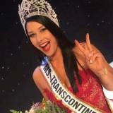 Κρητικιά κέρδισε στα παγκόσμια καλλιστεία  «Ms International transcontinental»