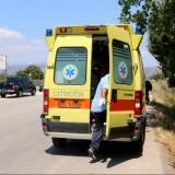 Τροχαίο ατύχημα στην Εθνική οδό Ηρακλείου – Ρεθύμνου