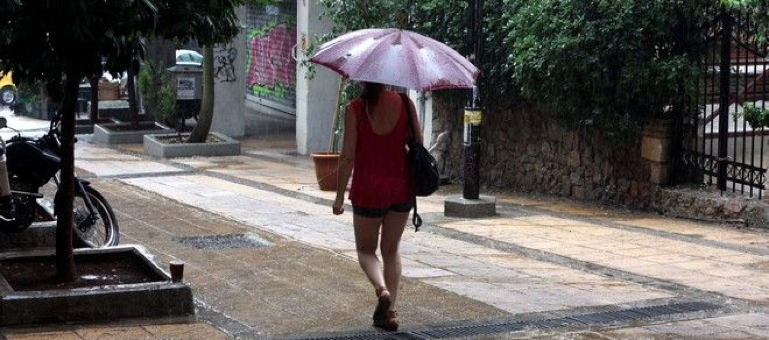 Άστατος ο καιρός την Πέμπτη με τοπικές βροχές και καταιγίδες