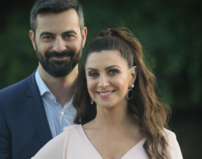 Ο Γιάννης Κουράκης πάντρεψε την κόρη του