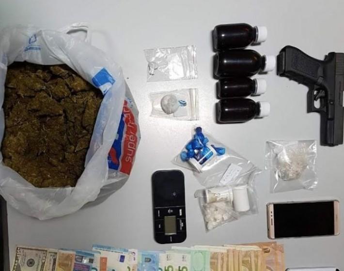 Συνελήφθησαν δυο Χανιώτες για κατοχή και διακίνηση ναρκωτικών