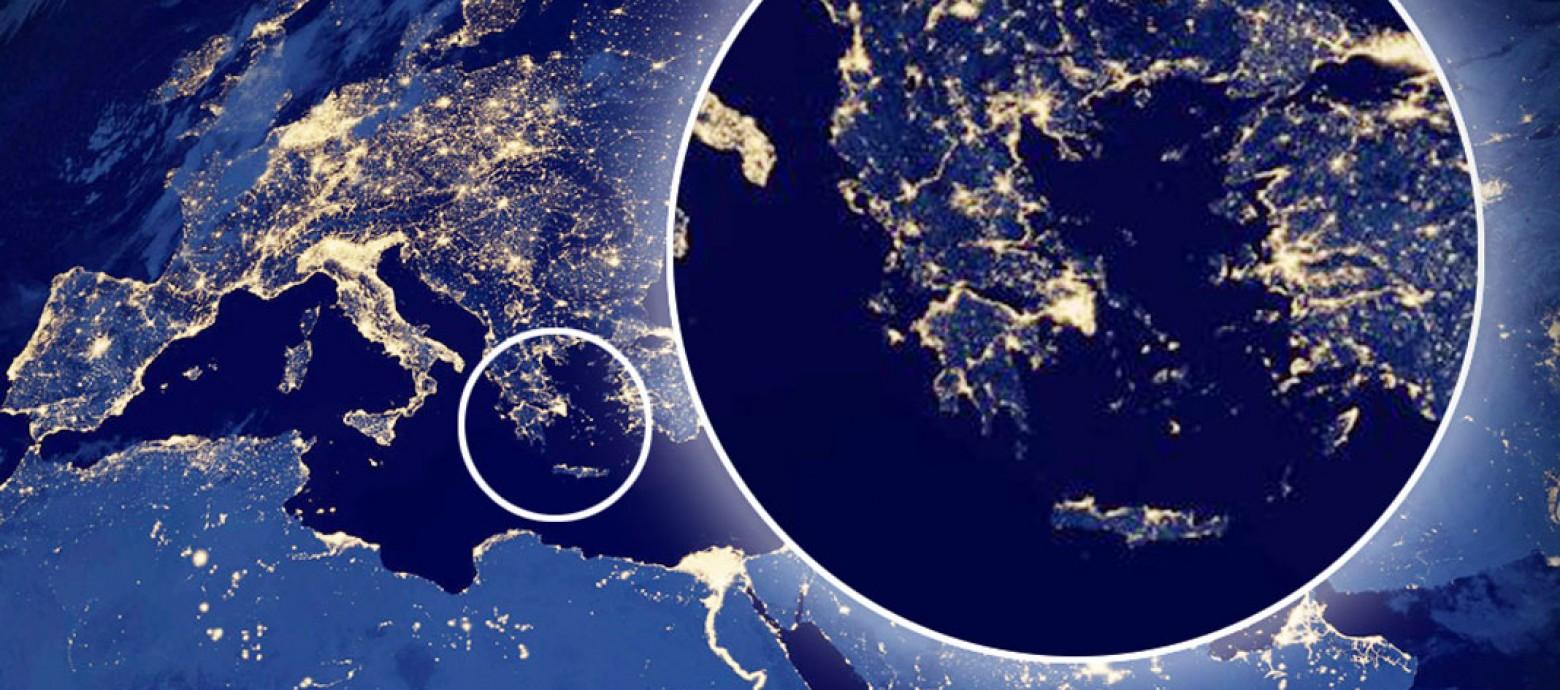 «Yià sas Crete» χαιρέτησαν την Κρήτη απο το διάστημα