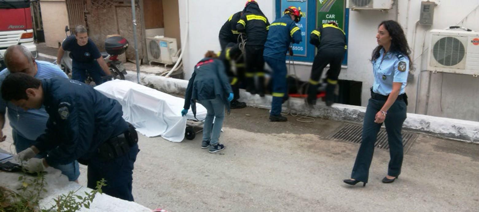 Χανιά: Τραγωδία στον Πλατανιά, νεκρός ο άνδρας που έπεσε σε φρεάτιο.