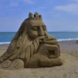 Τα γλυπτά της άμμου στην Αμμουδάρα   3 – 20 Ιουνίου