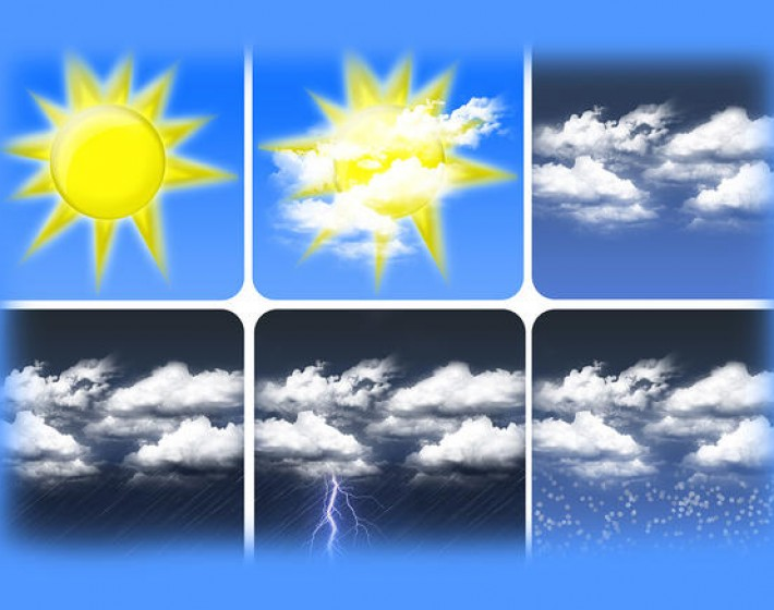 Ο καιρός στην Κρήτη σήμερα Δευτέρα 22 Μαΐου