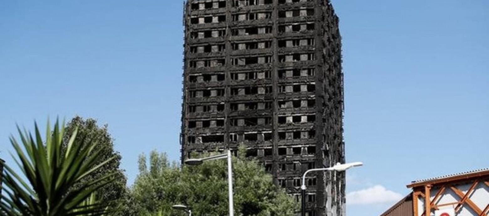 Ο «Πύργος της Κολάσεως» στο Λονδίνο
