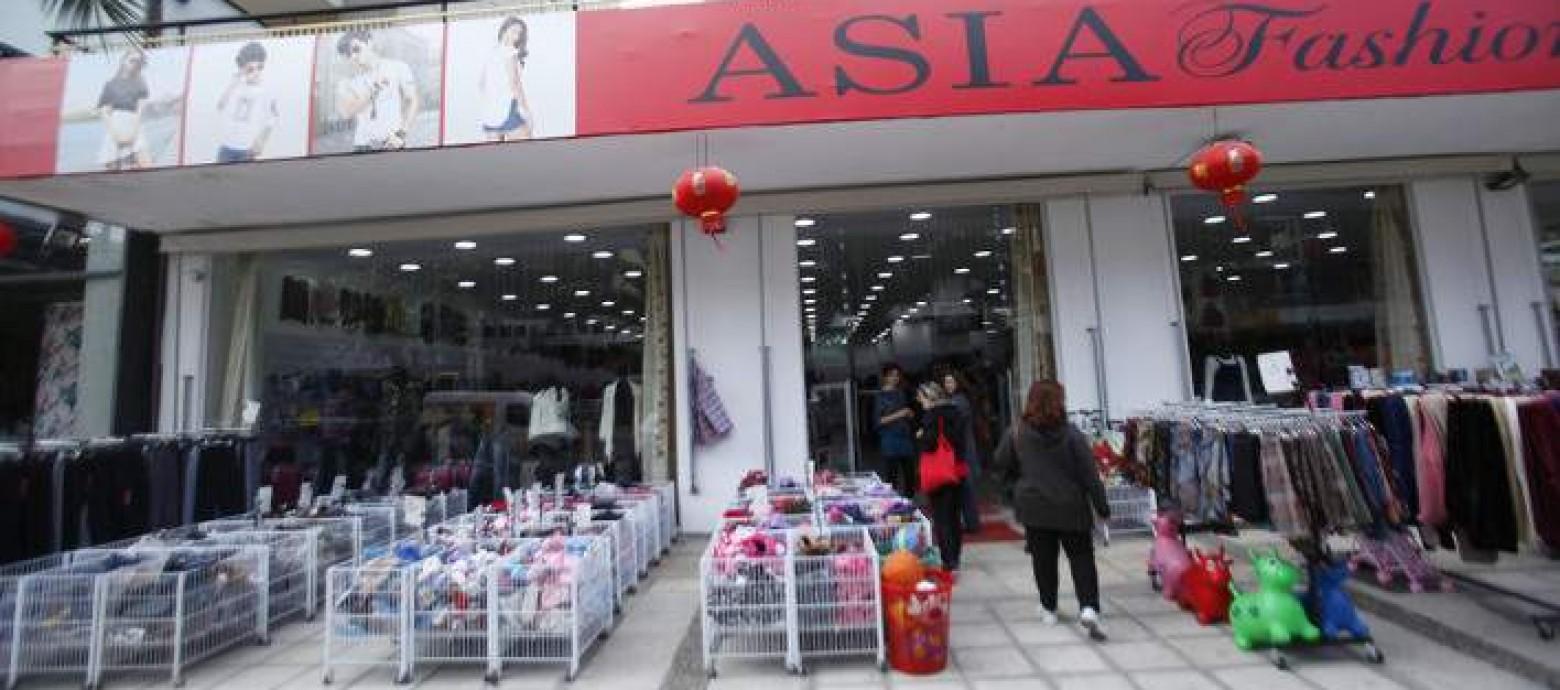 Ηράκλειο: Στον Εισαγγελέα για τα κινέζικα καταστήματα οι έμποροι