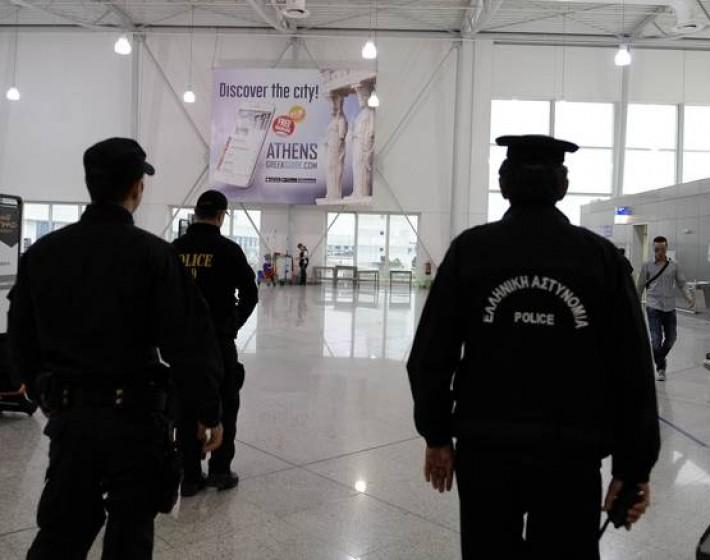 Οκτώ συλλήψεις στο αεροδρόμιο Ηρακλείου