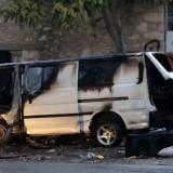 Ηράκλειο: Αυτοκίνητο πήρε φωτιά σε πάρκινγκ στο κέντρο