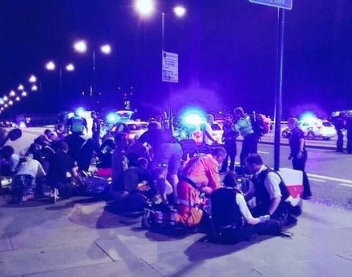 Διπλή τρομοκρατική επίθεση στο Λονδίνο