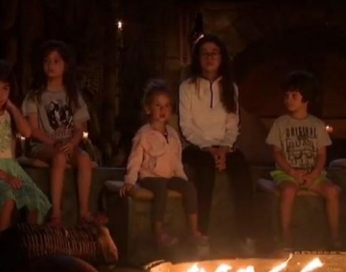 Παιδικό Survivor στα Τσικαλαριά(video)