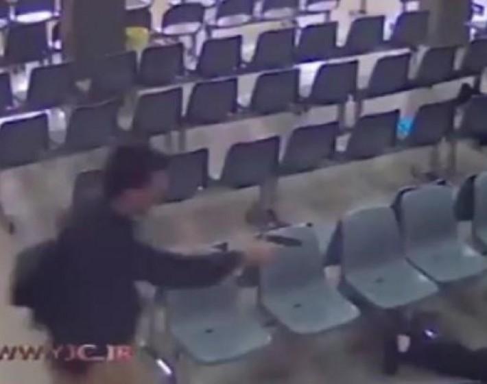 Βίντεο ντοκουμέντο από την εισβολή των τζιχαντιστών στο Ιρανικό κοινοβούλιο