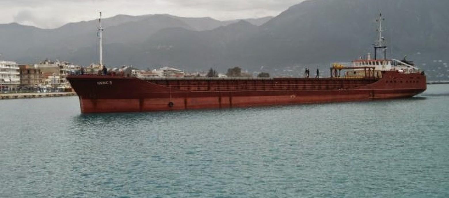 Στο λιμάνι του Ηρακλείου το παράνομο τσιγαράδικο