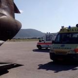 Αεροδιακομιδή από τη Ρόδο στο Βενιζέλειο για βρέφος λίγων ωρών