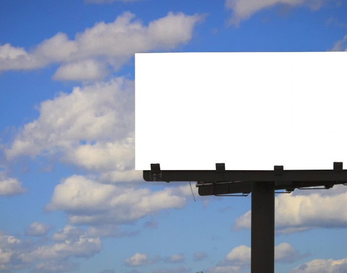 Αφαίρεση υπαίθριων διαφημίσεων και πλαισίων  εντός των Τειχών του Ηρακλείου