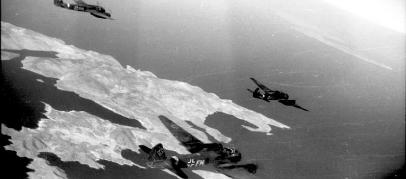 13 Ιουνίου 1942: Το μεγάλο σαμποτάζ στο αεροδρόμιο του Ηρακλείου
