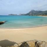 Φαλάσαρνα: Η μαγευτική παραλία που κάποτε ήταν αρχαίο λιμάνι
