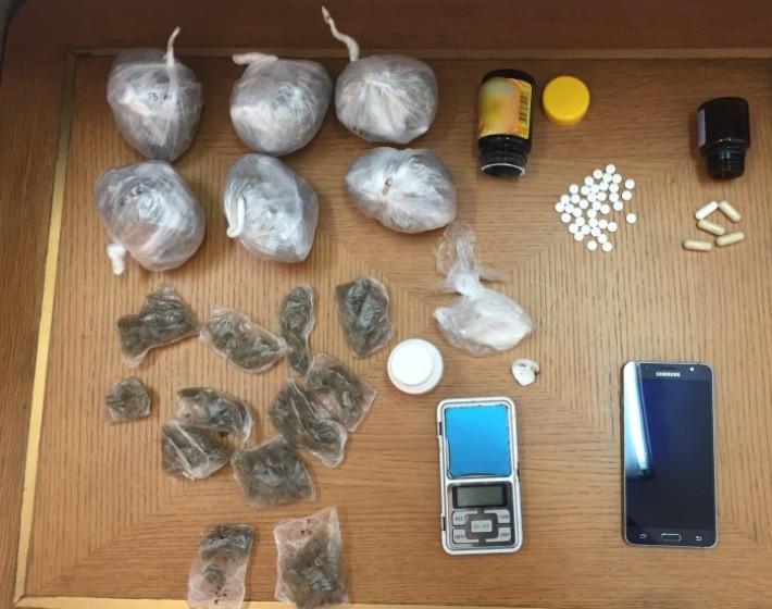 Τρεις συλλήψεις στην Χερσόνησο για κατοχή ναρκωτικών ουσιών