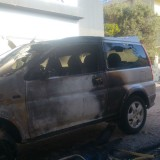 Φωτιά σε αυτοκίνητο στο κέντρο των Χανίων