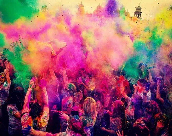 Το Holi Fest Crete βάζει πλώρη για να χρωματίσει το Ηράκλειο!
