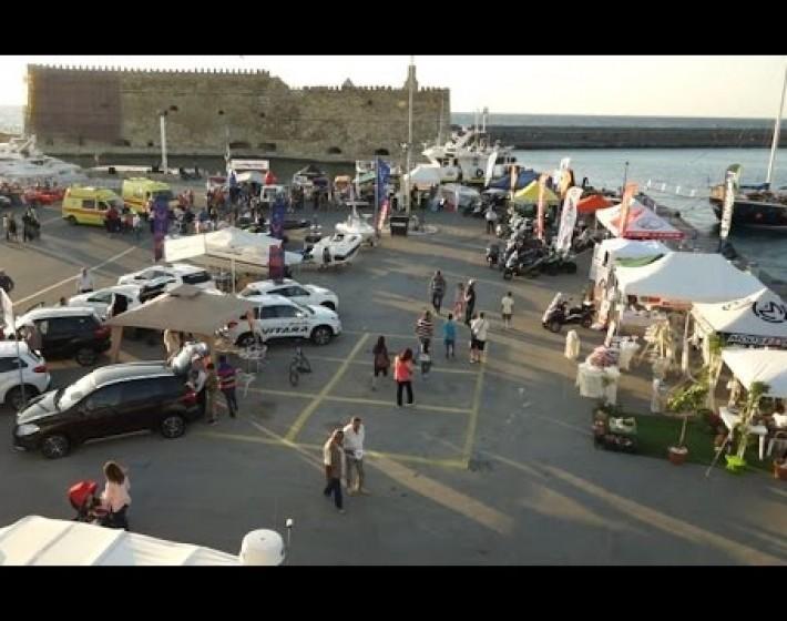 Τετραήμερο εκδηλώσεων το «4ο Εν Πλω 2017» στο λιμάνι του Ηρακλείου