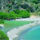 Πρέβελη: Η εξωτική παραλία της Κρήτης