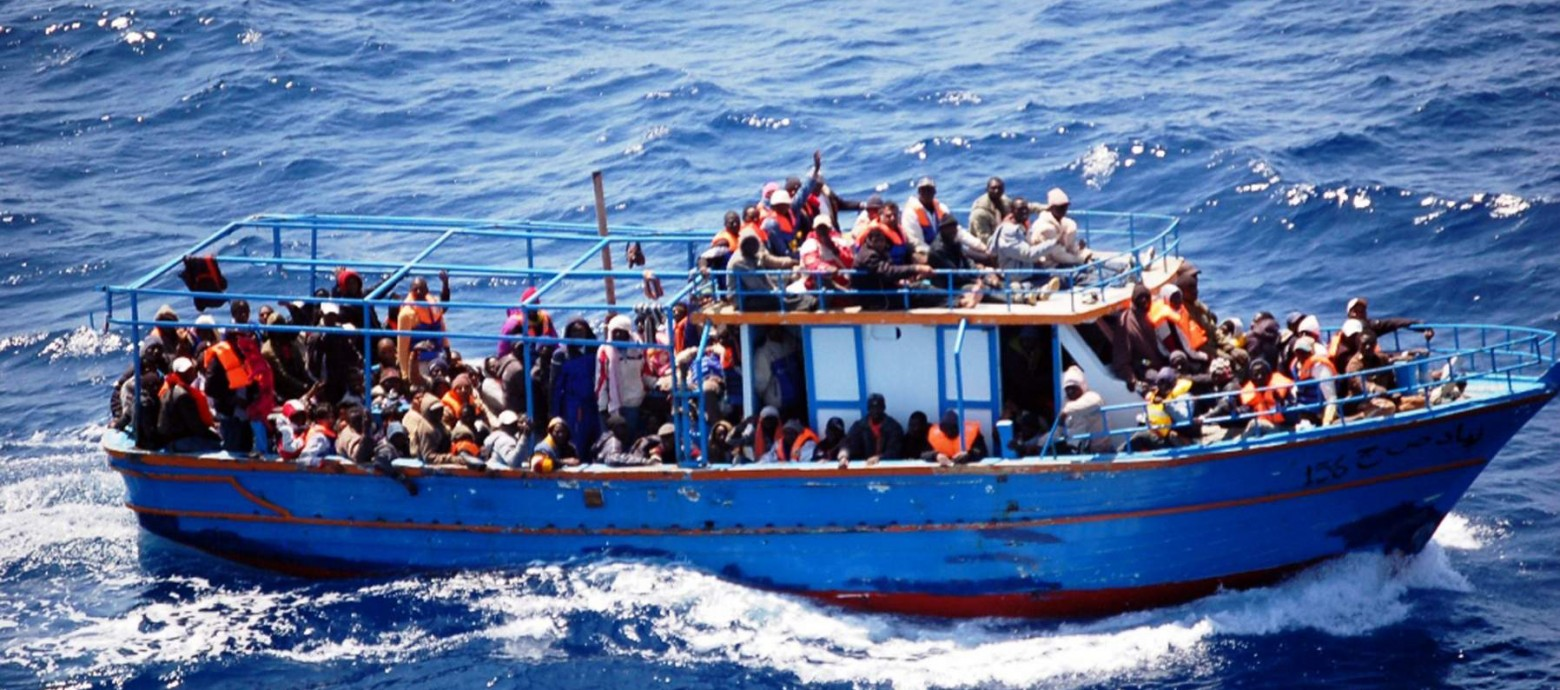 """S.O.S."" από σκάφος που μεταφέρει μετανάστες ανοιχτά της Σούδας"