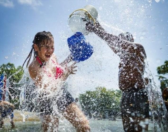 «Καμίνι» η χώρα έως 45 βαθμούς κελσίου η θερμοκρασία – Δροσιά… από Δευτέρα