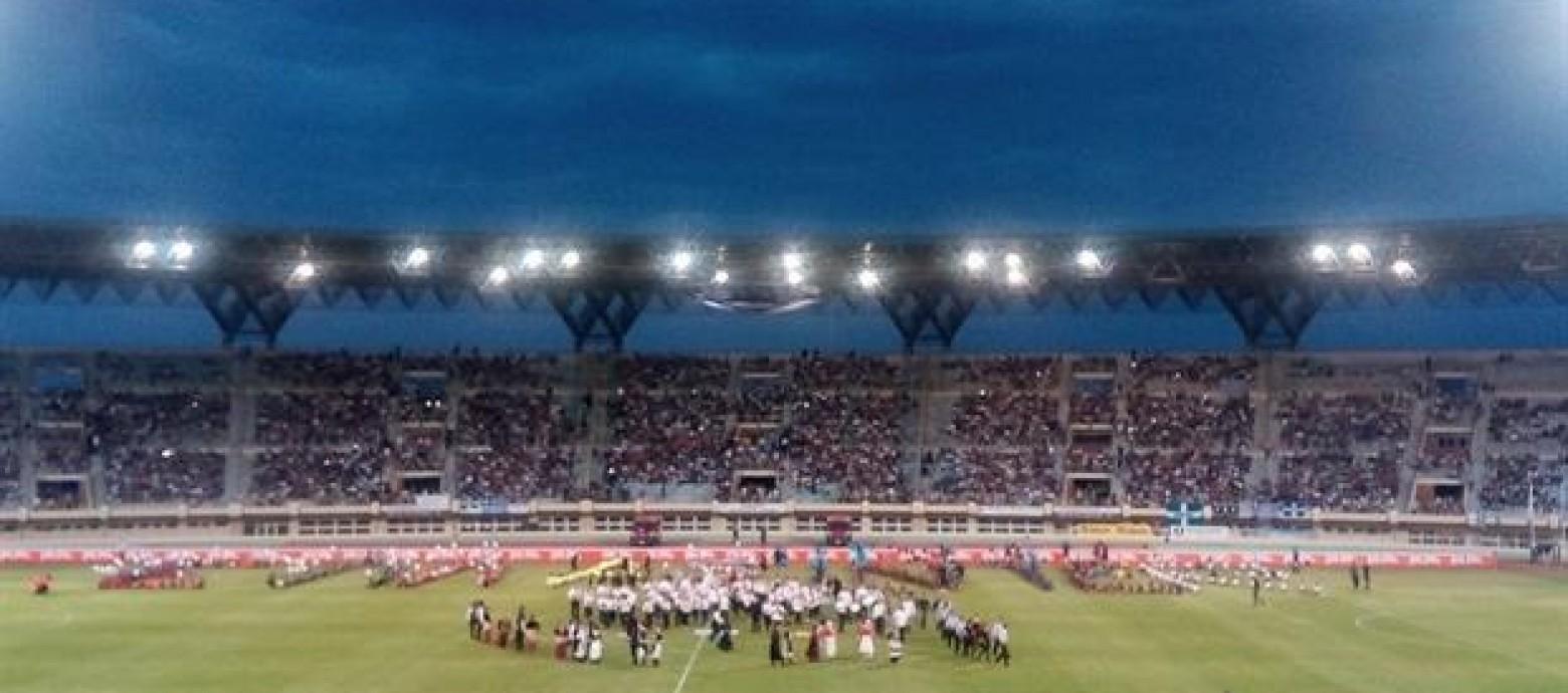 Γέμισε το Παγκρήτιο – 25.000 θεατές στο Στάδιο για τους πρωταθλητές Ευρώπης
