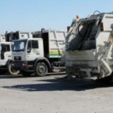 Ηράκλειο: Σε κατάληψη το αμαξοστάσιο του Δήμου