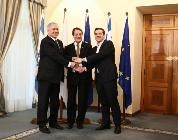 Προωθείται ο αγωγός φυσικού αερίου EastMed από Ελλάδα, Κύπρο, Ισραήλ και Ιταλία
