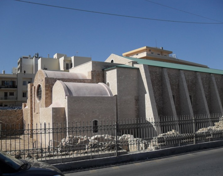 6ήμερο εκδηλώσεων στον ιστορικό Ναό του Αγίου Πέτρου στο Ηράκλειο