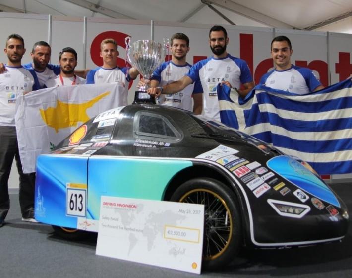 Ένα ακόμα διεθνές βραβείο κατακτά η ομάδα TUCer του Πολυτεχνείου Κρήτης