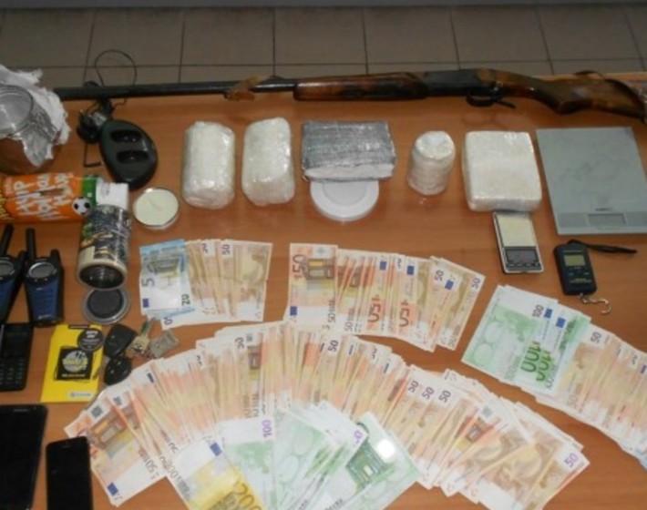 Ισόβια κάθειρξη για τον μεγαλύτερο έμπορο ναρκωτικών στην Κρήτη