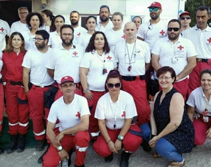 Σε πάνω από 400 περιστατικά έδωσαν βοήθεια οι Σαμαρείτες στο Matala Beach Festival