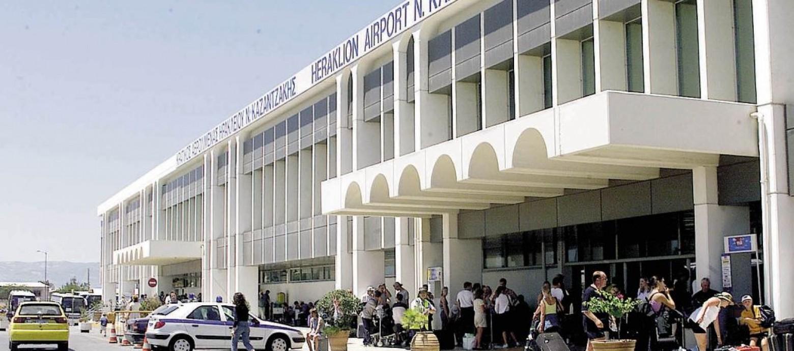 23 συλλήψεις στα αεροδόμια Ηρακλείου – Χανίων