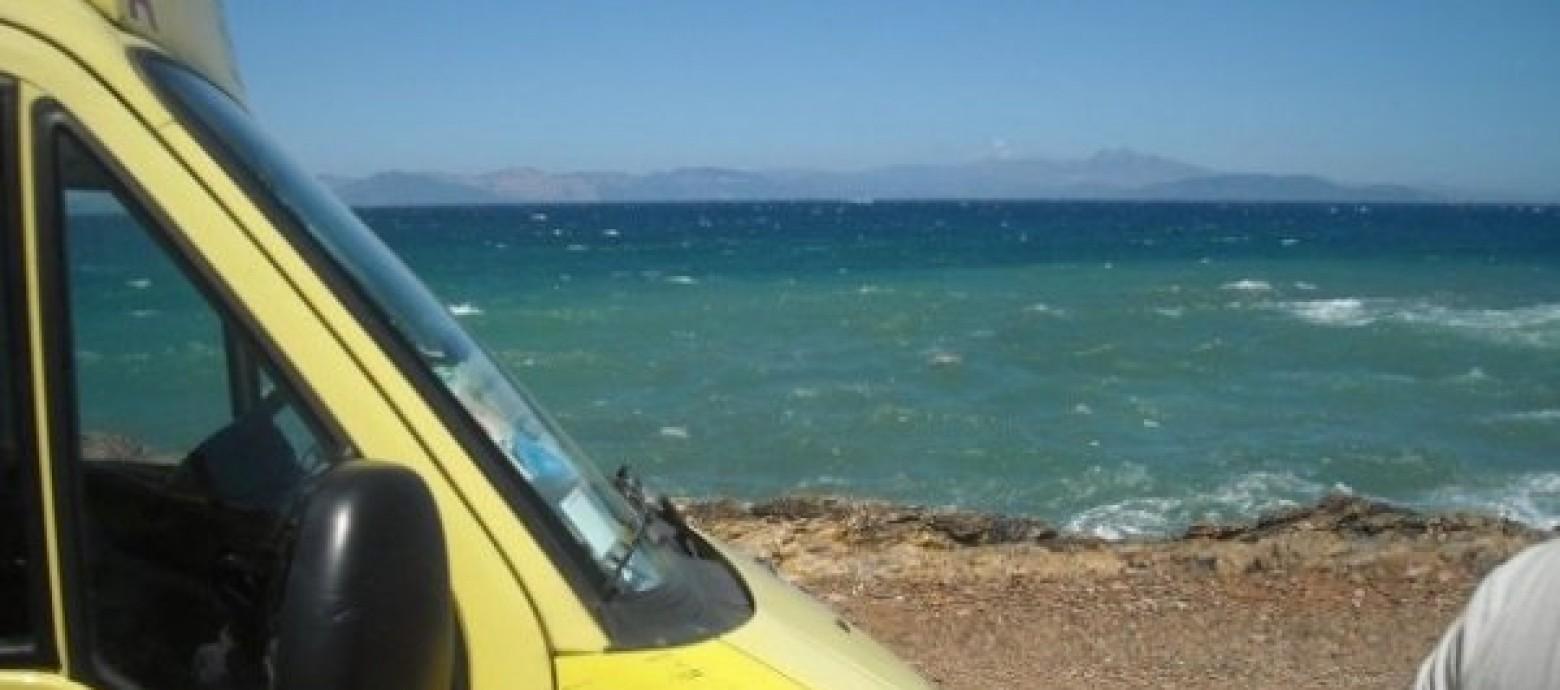 Δύο αδέλφια νεκροί σε θαλάσσιο δυστύχημα στην Αίγινα