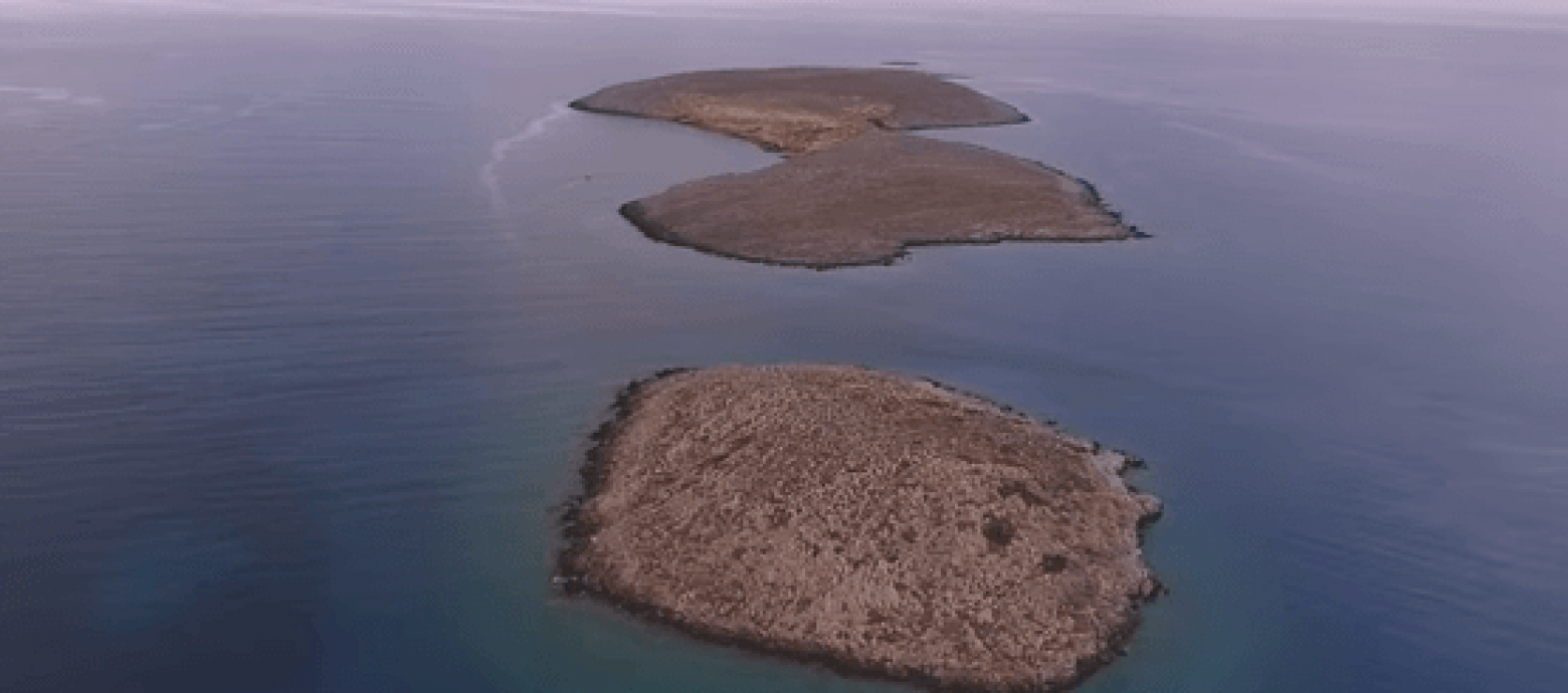 """""""Mαγεία"""" στο Ανατολικότερο άκρο της Κρήτης-Παραλία Χιόνα & τα νησάκια Γράντες"""